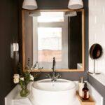 Apliques Sobre Espejo Baño Pinterest