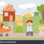 Bebé Apliques Antecedentes Familiares En Casa