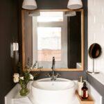 Como Colocar Aplique Encima Espejo Lavabo
