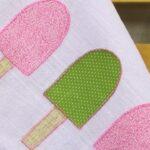 Como Costurar Apliques De Tecido