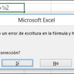 Como Evitar Que Excel Aplique Una Formula