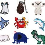 Comprar Apliques Para Ropa De Dibujos Animados