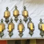 Conjunto De Lámparas Y Apliques