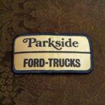 Crest Ford Aplique