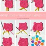 Crochet Apliques Tutorial