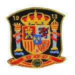 Escudo España Aplique