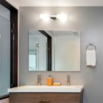 Espejos De Lavabo Con Aplique De Luz