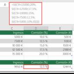 Excel Celda Que Si Es Mayor Que Otra Se Aplique