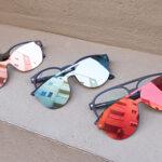 Gafas De Vista Con Apliques De Sol