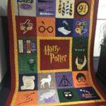Harry Potter Aplique Patchwork