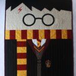 Harry Potter Patchwork Aplique