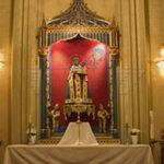 Iluminación Capilla Oratorio Aplique