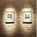 Iluminacion Leds Apliques De Pared Para Cuadros
