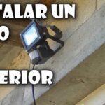 Instalacion Aplique Led Inspire Quito Con Sensor De Movimiento