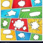 Laminas Apliques Comic
